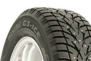 205/55/16 Toyo G3-Ice Factory Studded Tires Blowout Sale!!! Edmonton Edmonton Area Preview