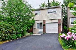 Charming House In Prime Location Of Mississauga At Millway Gate