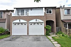 Large detached family home for rent in Pickering