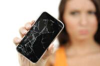 Réparation téléphones cellulaire / service mobile / 514-600-2889