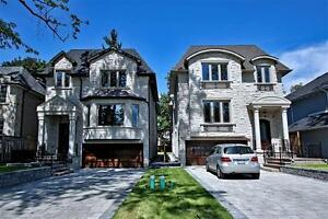 Stunning Custom Built Home for Rent @Prime Willowdale/Top School