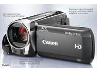 NEW Canon Legria HF R306 Full HD Camcorder (32x Optical Zoom, Optical Image Stabilisation)