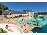 LAST MINUTE OFFER Luxurious French Mobile homes in grounds of Stately home in Quimper, France