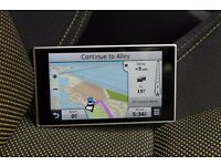 "Garmin Nuvi 3598LM, 6"" screen, 2017 maps, bluetooth, complete."