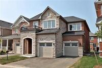 A BRAND new detached 4 bedrooms double garage house in Milton