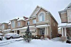 End Unit Freehold 3 Bed, 3 Bath, Finished Basement Townhome Feel