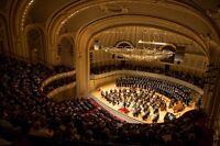 HOT!!! Toronto Symphony Orchestra - Front Row Balcony - Nov 14