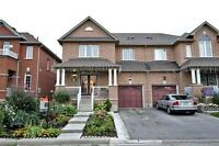 Big Semi-detached house for lease at 266 fasken crt milton