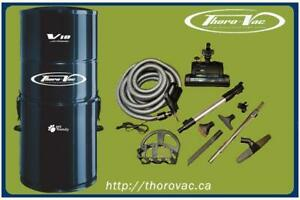 Need a Central Vacuum for your home?  Check out the best central vacuums by Thoro-Vac