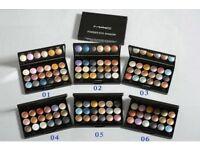 18 colour Eye shadow Palette