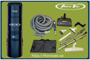 Buy the most popular central vacuum package for your new or existing home!