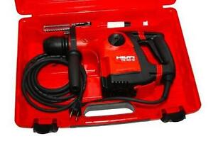 HOC - HILTI TE 30C SDS PLUS ROTARY HAMMER AS NEW + 1 YEAR WARRANTY + FREE SHIPPING !!!!!!!!!!!!!!!!!!!!!!!!!!!!!!!!!!!!!