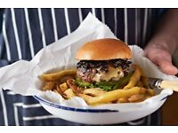 HONEST BURGERS - EXPERIENCED GRILL CHEF NEEDED - NOTTING HILL AREA - GREAT BENEFITS