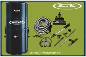 Need a Central Vacuum for your home?  Get the best one by Thoro-Vac