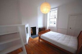 Large flat available in Leith