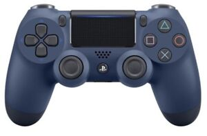 BRAND NEW ps4 controller LIMITED EDITION Midnight blue on sale!