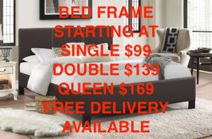 | BED FRAMES | MATTRESSES | FURNITURE |