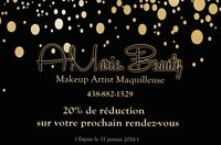 Maquilleuse professionnelle