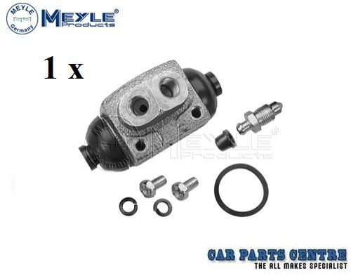 FOR FORD FOCUS MK1 REAR WHEEL BRAKE CYLINDER FITTING MEYLE GERMANY QUALITY 98-04