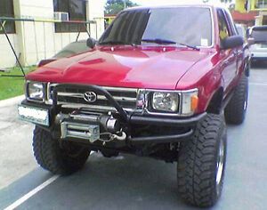 TOYOTA HILUX SURF 4RUNNER 1988-1997 SERVICE REPAIR WORKSHOP MANU