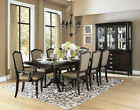 Wood Unbranded Dining Furniture Sets with Additional Leaves