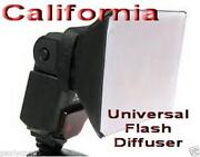 Soft Flash Diffuser