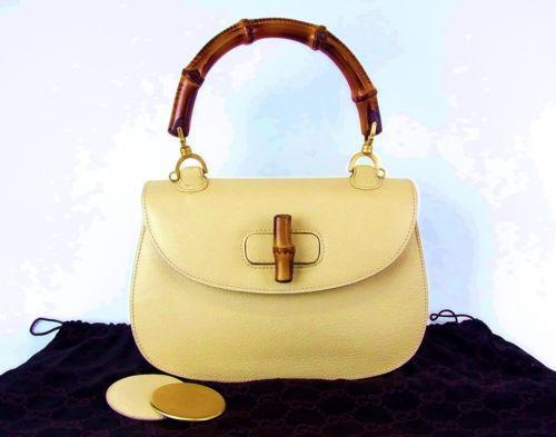 Gucci Bamboo Bag Ebay