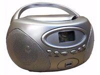 Bush CBB1MP3 CD MP3 Radio Boombox Stereo Radio USB ! LIKE NEW !