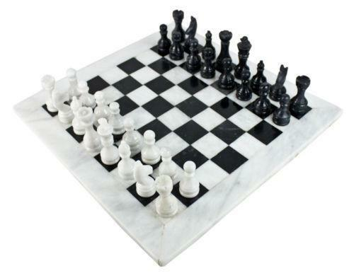 Marble Chess Set Ebay