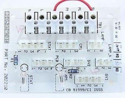 GLOWWORM S202210 PCB INTERCON T CB91999/CI ISS4 BNIB