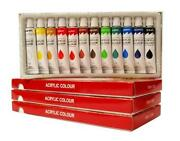 Artist Acrylic Paint Lot