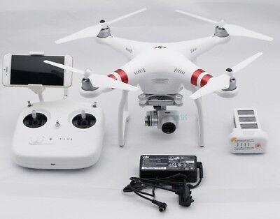 DJI Phantom 3 Standard Quadcopter Drone HD 2.7K Camera Gimbal Complete!