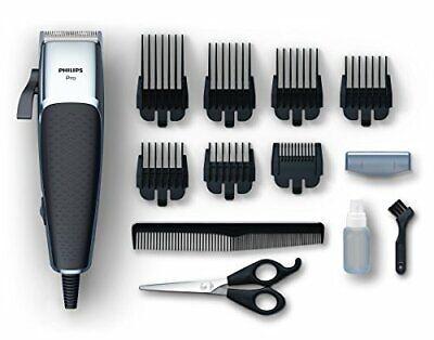 Philips HC5100/15 Cortapelos Profesional con 7 peines guía Cuchillas afiladas...