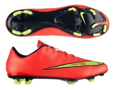 b6f1a5b53 New Nike Mercurial Veloce II FG Soccer Cleats Sz 7 Hyper Punch Volt  651618-690