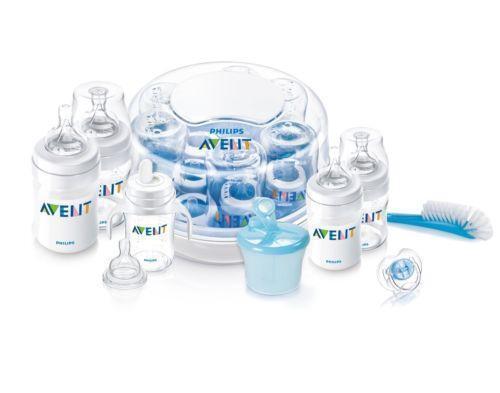 Avent Bottle Sterilizer Ebay