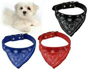 Dog Collar with Bandana