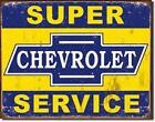 Antique Chevrolet Sign