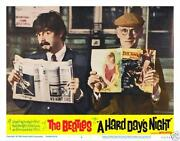 Beatles Lobby Card