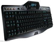 Logitech Gaming Tastatur