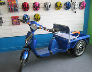 Mobility Tricycles  48 & 6o Volt Cornwall Ontario image 2