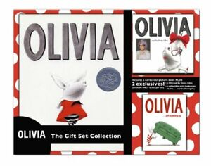 Olivia The Gift Set Collection: Olivia book & Olivia CD