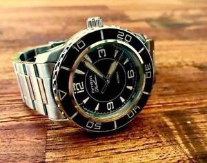 Seiko Fifty Five Fathom Divers Watch - Silver East Fremantle Fremantle Area Preview