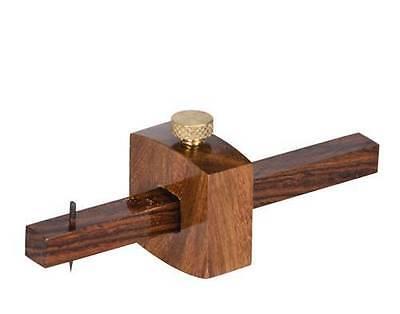 Calibro di profondità in legno fissaggio vite marcatura hobby modellismo taglio