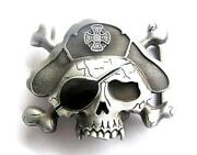 Pirate Belt Buckle