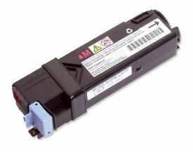 Brand New Genuine Dell 593-10315 Toner-HighCapacity Magenta, 59310315 For Dell2135cn&2130cn