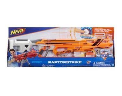 NEW Nerf N-Strike Elite RaptorStrike Toy Dart Gun