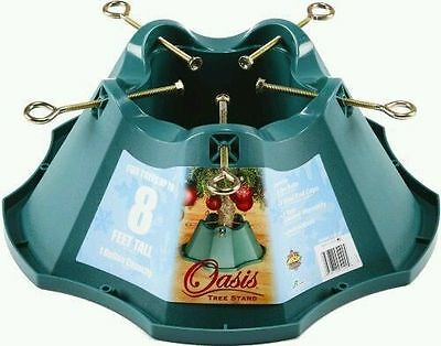 Christmas Treestand Water - Jack-Post Oasis Christmas Tree Stand, for Trees Up to 8-Feet, 1-Gallon Water Cap