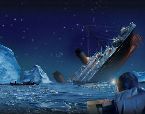 Titanic-Sinking-14-x-11-Photo-Print