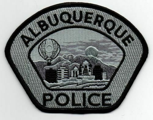 NEW MEXICO NM ALBUQUERQUE POLICE SUBDUED SWAT STYLE NICE PATCH SHERIFF