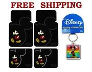Mickey Mouse Floor Mats